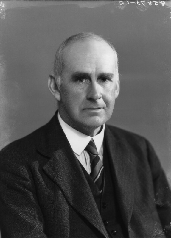 Sir Arthur Eddington, by Bassano Ltd, 30 May 1939 - NPG x19431 - © National Portrait Gallery, London