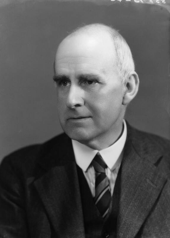 Sir Arthur Eddington, by Bassano Ltd, 30 May 1939 - NPG x19434 - © National Portrait Gallery, London