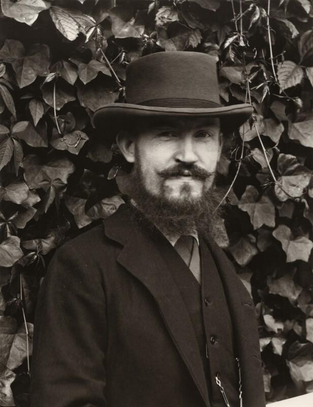 George Bernard Shaw, by Sir Emery Walker, 1888 - NPG x19647 - © National Portrait Gallery, London