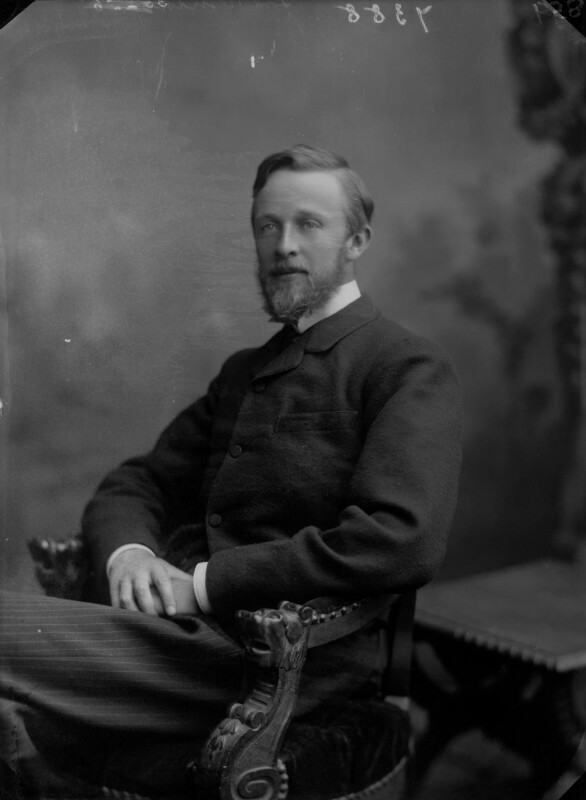 Robert George Windsor-Clive, 1st Earl of Plymouth, by Unknown photographer, 1890s - NPG x19669 - © National Portrait Gallery, London