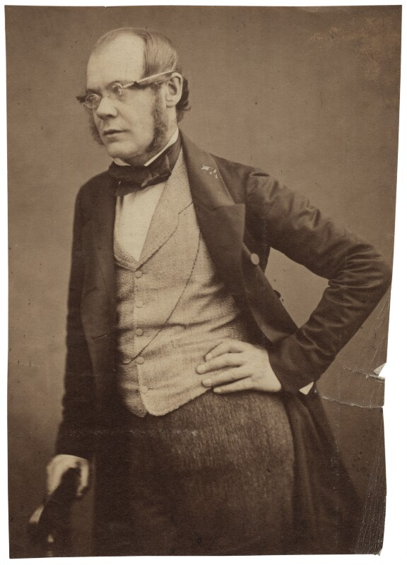 David Thomas Ansted, by Unknown photographer, 1850s? - NPG x20098 - © National Portrait Gallery, London