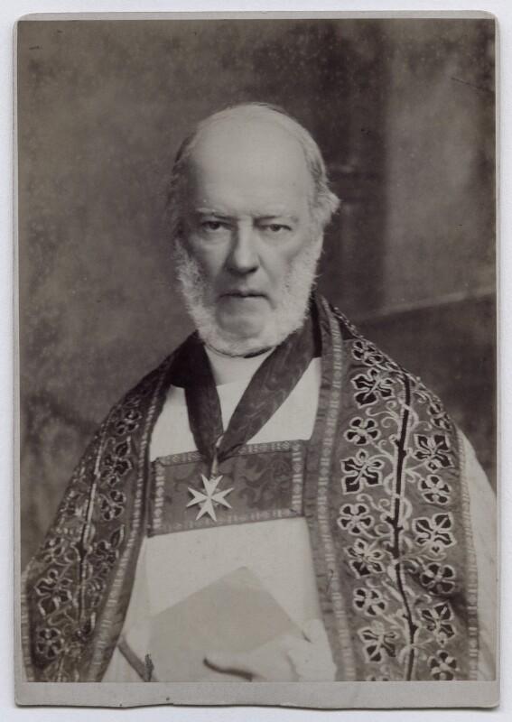 Lord Alwyne Compton, by Elliott & Fry, 1882-1906 - NPG x20455 - © National Portrait Gallery, London