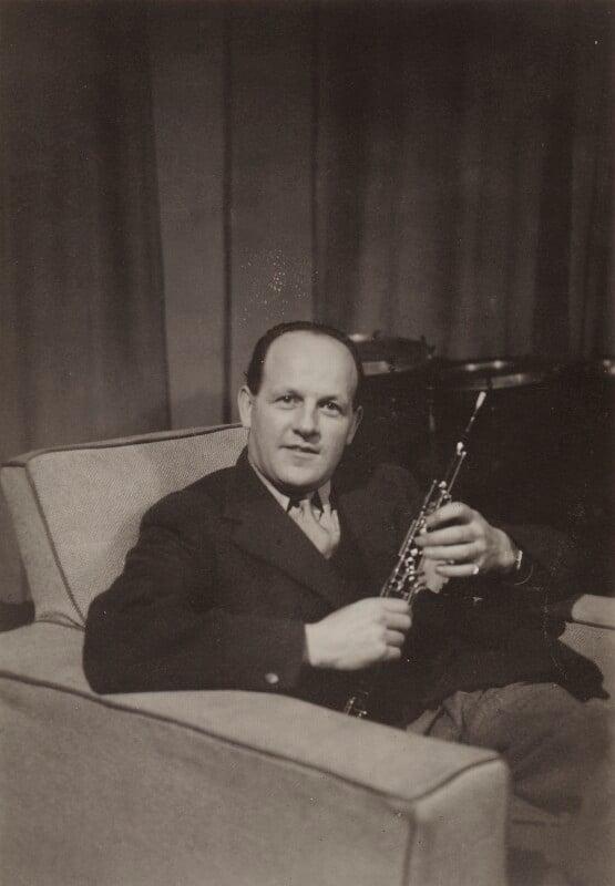 Leon Jean Goossens, by Elsie Gordon, 1920s - NPG x20627 - © National Portrait Gallery, London