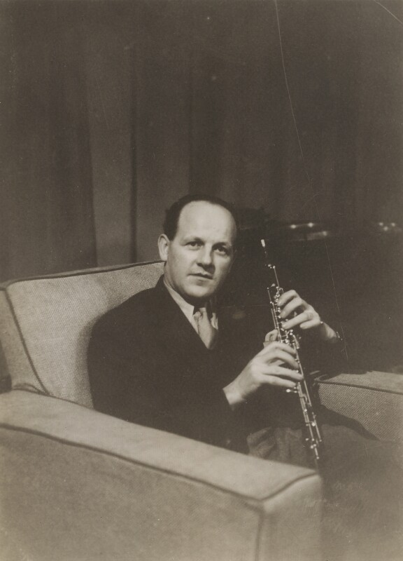 Leon Jean Goossens, by Elsie Gordon, 1920s - NPG x20628 - © National Portrait Gallery, London