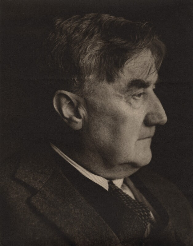 Ralph Vaughan Williams, by Howard Coster, 1954 - NPG x2143 - © National Portrait Gallery, London