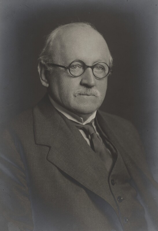 Sir Edwin Lutyens, by Walter Stoneman, November 1934 - NPG x21926 - © National Portrait Gallery, London