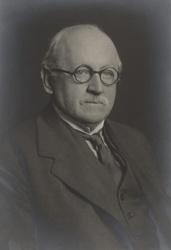 Sir Edwin Lutyens, by Walter Stoneman, November 1934 - NPG x21926 - © National Portrait Gallery, London