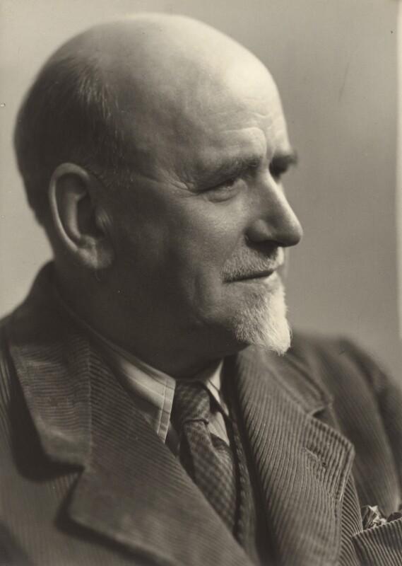 Sir Hugh Stevenson Roberton, by Elliott & Fry, 1950 - NPG x22060 - © National Portrait Gallery, London