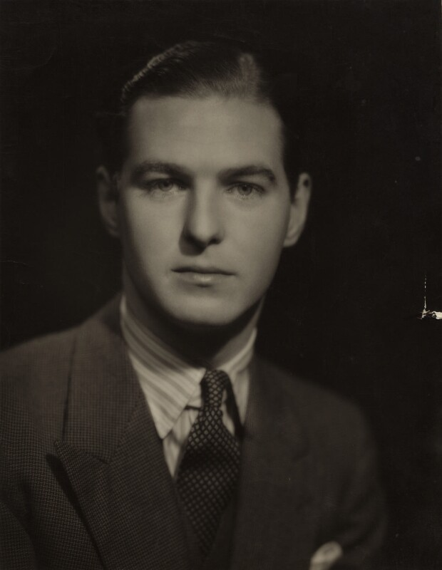 Terence Rattigan, by Catherine Bell, 1937 - NPG x22203 - © reserved; collection National Portrait Gallery, London