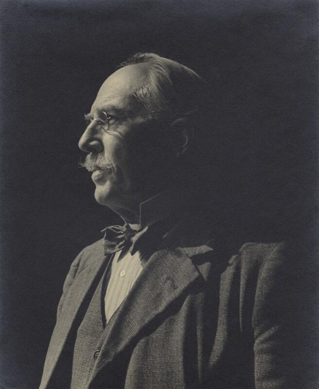 Dermod O'Brien, by Howard Coster, late 1930s - NPG x22845 - © National Portrait Gallery, London