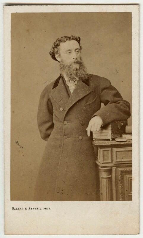 Robert Percy Ffrench, by Bayard & Bertall, 1862 - NPG x23458 - © National Portrait Gallery, London