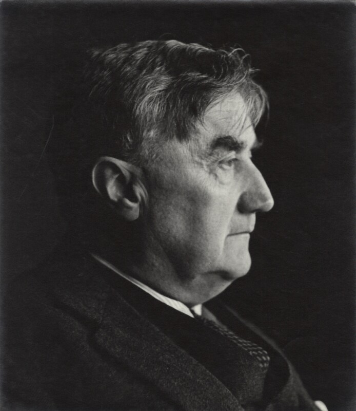 Ralph Vaughan Williams, by Howard Coster, 1938 - NPG x2377 - © National Portrait Gallery, London