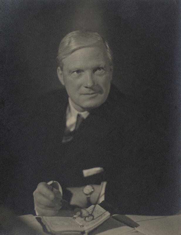 Rupert Edward Cecil Lee Guinness, 2nd Earl of Iveagh, by Howard Coster, 1931 - NPG x24046 - © National Portrait Gallery, London