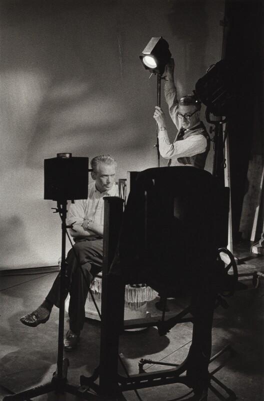 Douglas Fairbanks Jr, by Herbert K. Nolan, January 1956 - NPG x24193 - © reserved; collection National Portrait Gallery, London