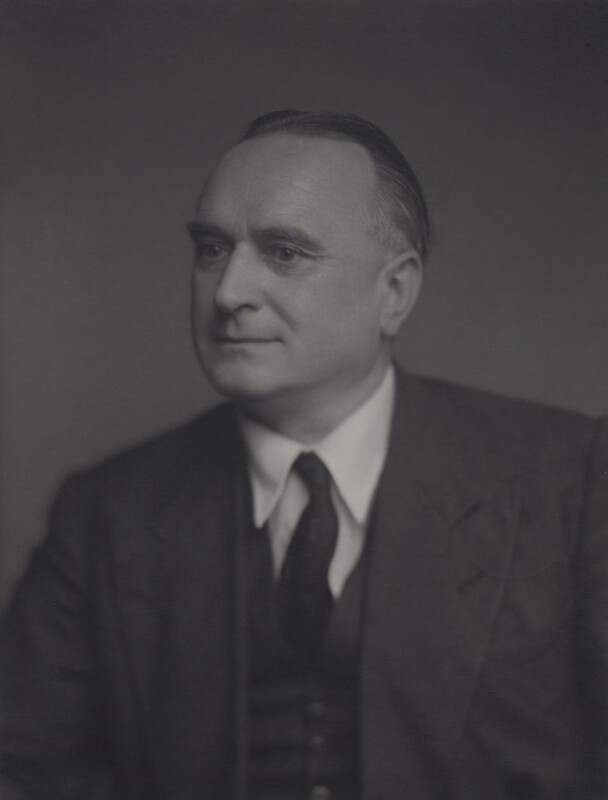 Sir Edward Evan Evans-Pritchard, by Walter Stoneman, 1956 - NPG x24835 - © National Portrait Gallery, London
