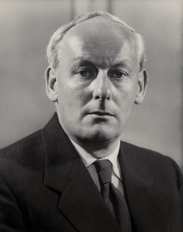 H.E. Bates, by Howard Coster, 1956 - NPG x254 - © National Portrait Gallery, London