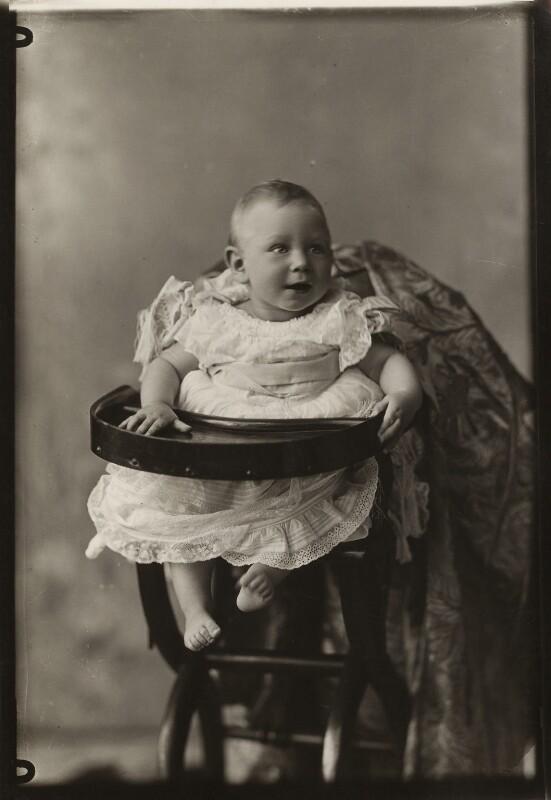 King George VI, by W. & D. Downey, circa 1896 - NPG x26028 - © National Portrait Gallery, London
