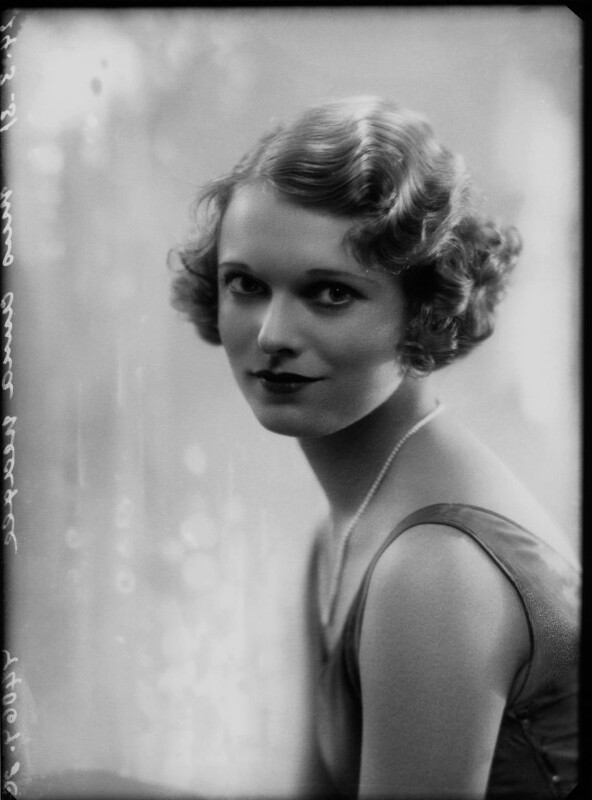 Anna Neagle, by Bassano Ltd, 24 March 1931 - NPG x26598 - © National Portrait Gallery, London