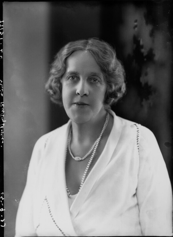 Ruby Mildred Ayres, by Bassano Ltd, 15 September 1933 - NPG x26617 - © National Portrait Gallery, London