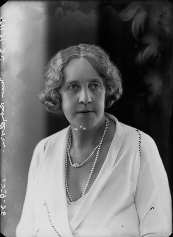 Ruby Mildred Ayres, by Bassano Ltd, 15 September 1933 - NPG x26618 - © National Portrait Gallery, London