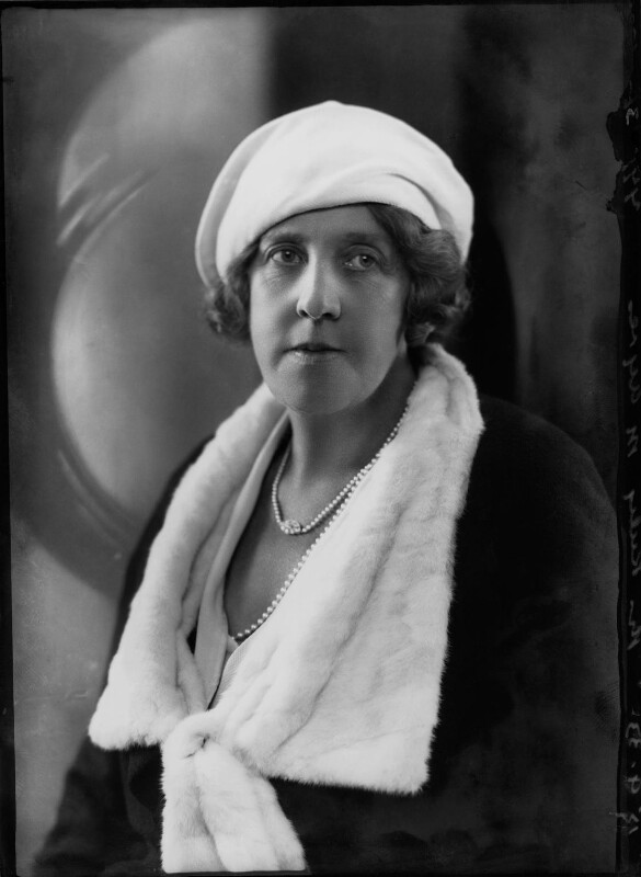 Ruby Mildred Ayres, by Bassano Ltd, 15 September 1933 - NPG x26619 - © National Portrait Gallery, London