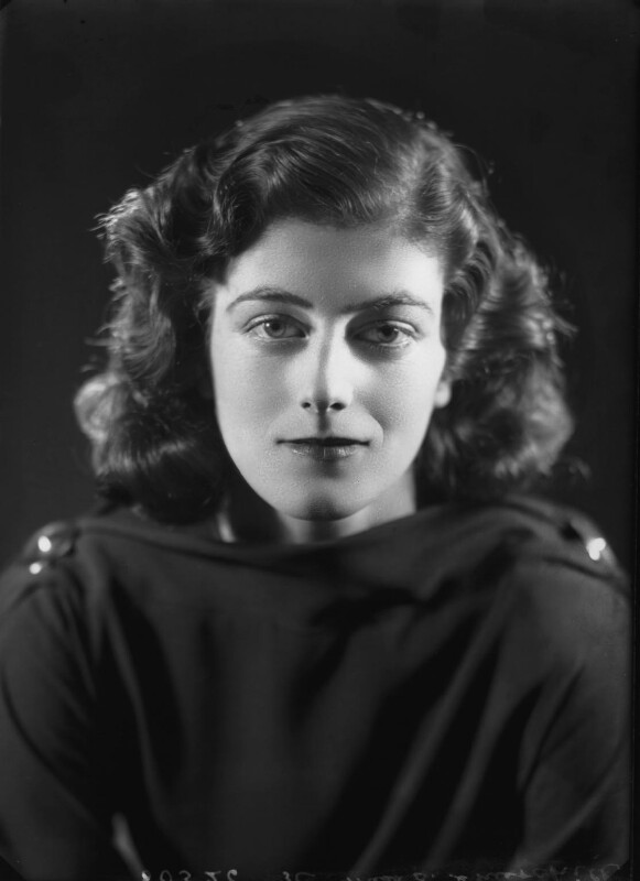 Sarah Churchill, by Bassano Ltd, 27 November 1935 - NPG x26661 - © National Portrait Gallery, London