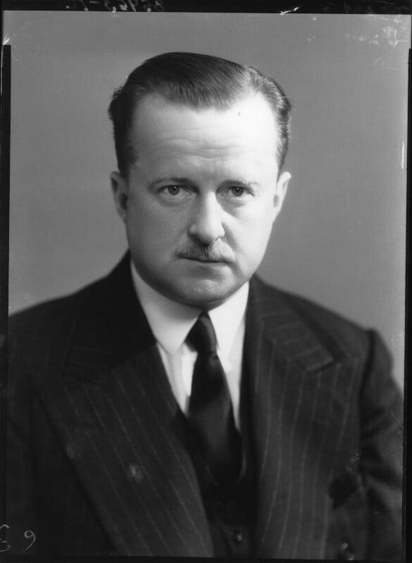 (Alfred) Duff Cooper, 1st Viscount Norwich, by Bassano Ltd, 13 June 1939 - NPG x26963 - © National Portrait Gallery, London