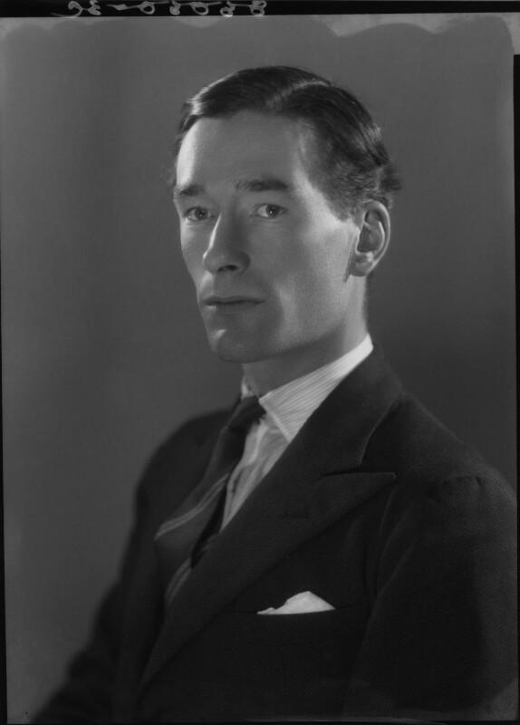 (George Edward) Peter Thorneycroft, Baron Thorneycroft, by Bassano Ltd, 10 November 1938 - NPG x26968 - © National Portrait Gallery, London
