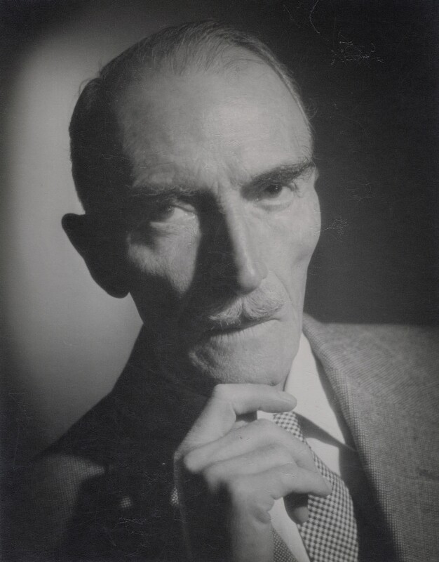 Dornford Yates (Cecil William Mercer), by Windsor Studios, 1948-1960 - NPG x27171 - © reserved; collection National Portrait Gallery, London