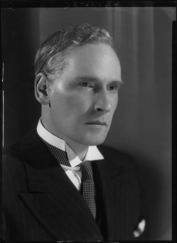 Cyril Edward Asquith, by Bassano Ltd, 5 April 1938 - NPG x27181 - © National Portrait Gallery, London