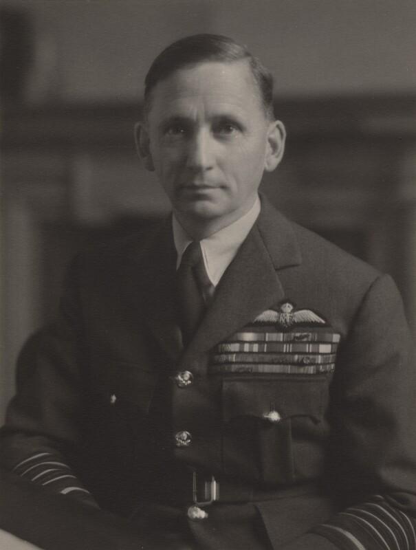 Arthur William Tedder, 1st Baron Tedder, by Walter Stoneman, July 1946 - NPG x27461 - © National Portrait Gallery, London