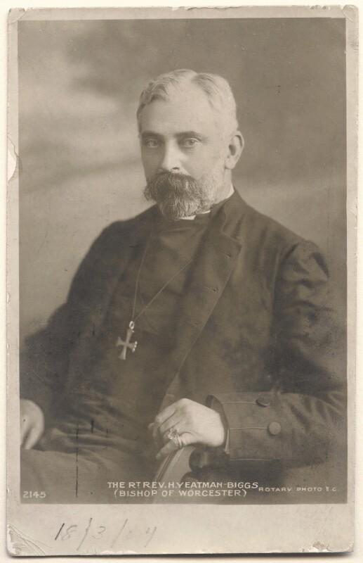 Huyshe Wolcott Yeatman-Biggs, published by Rotary Photographic Co Ltd, 1904-1907 - NPG x27560 - © National Portrait Gallery, London