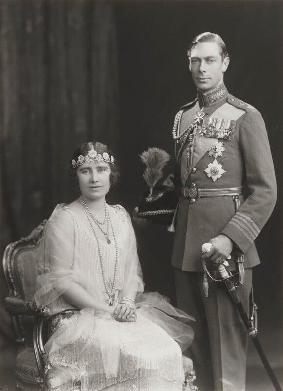 British Royalty. British Queen Elizabeth (future Queen