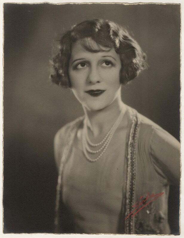 Anita Elson, by Sasha (Alexander Stewart), 1929 - NPG x28342 - © Hulton Archive/Getty Images