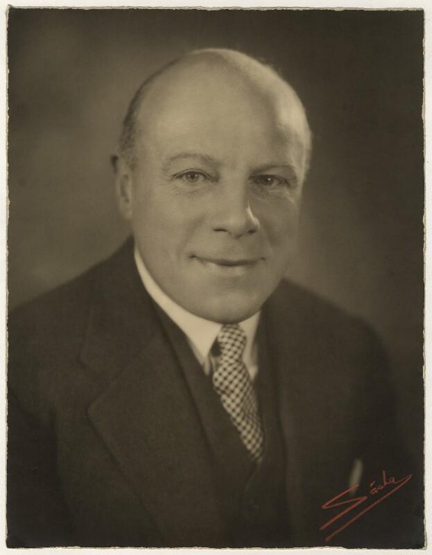 Edmund Gwenn, by Sasha (Alexander Stewart), 28 September 1927 - NPG x28347 - © Hulton Archive/Getty Images