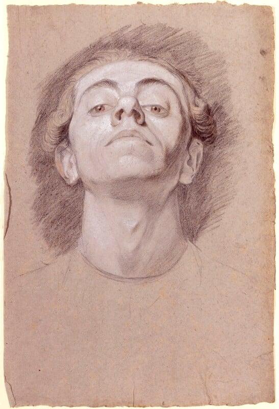 Thomas Kerrich, by Thomas Kerrich, 1774 -NPG 6531 - © National Portrait Gallery, London