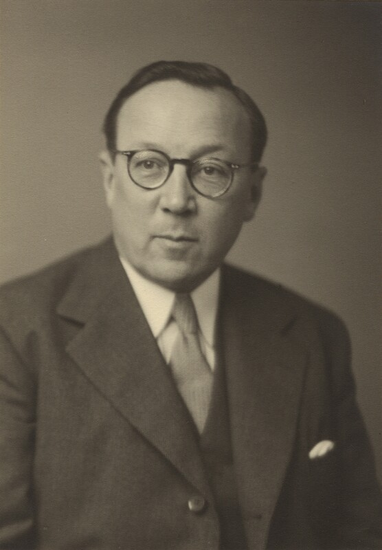 Sir Robert Watson-Watt, by Walter Stoneman, November 1943 - NPG x31021 - © National Portrait Gallery, London