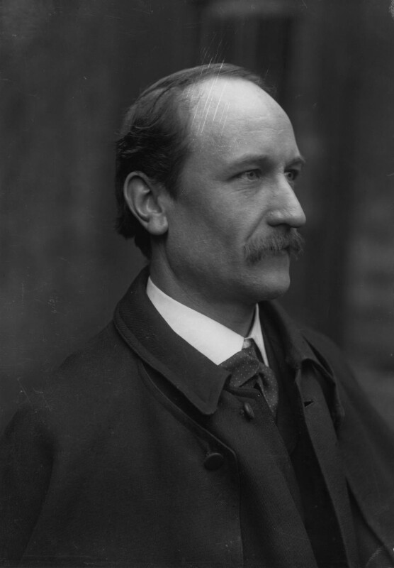 Sir Emery Walker, by Unknown photographer, 1890s - NPG x31064 - © National Portrait Gallery, London
