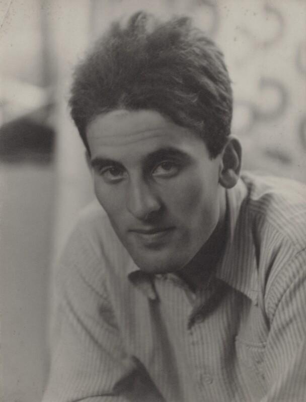 Giuseppe Paolo Stanislao Occhialini, by Ramsey & Muspratt, 1933 - NPG x31083 - © Peter Lofts Photography / National Portrait Gallery, London