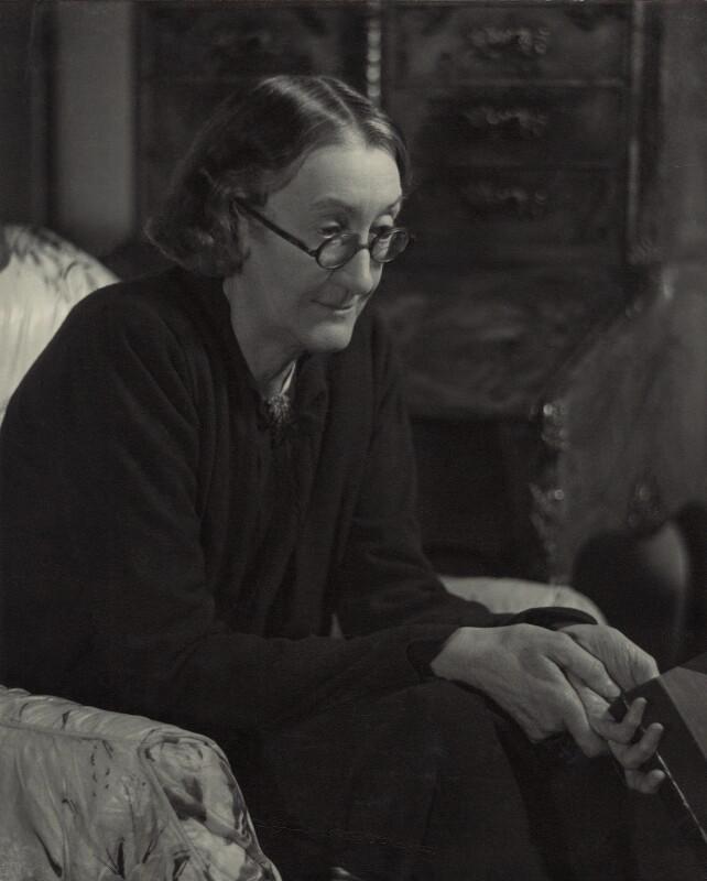 (Joan) Pernel Strachey, by Ramsey & Muspratt, 1939 - NPG x31089 - © Peter Lofts Photography / National Portrait Gallery, London