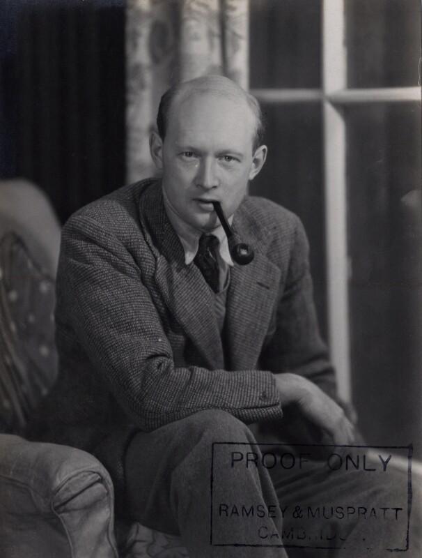 Conrad Hal Waddington, by Ramsey & Muspratt, 1934 - NPG x31092 - © Peter Lofts Photography / National Portrait Gallery, London