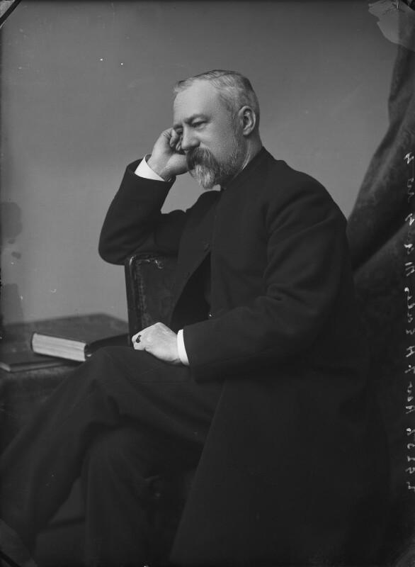 Francis Henry Eales, by Alexander Bassano, 1899 - NPG x32099 - © National Portrait Gallery, London