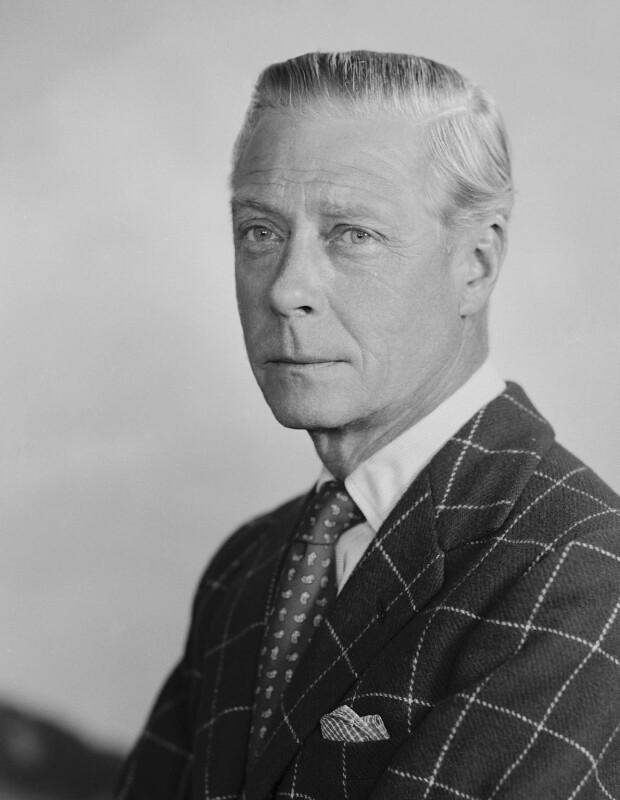 NPG x32397; Prince Edward, Duke of Windsor (King Edward ...
