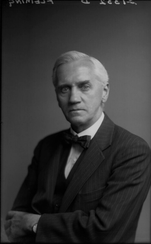 Alexander fleming biography summary