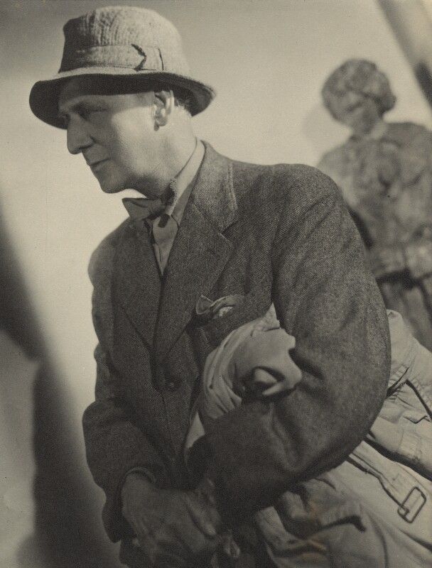 John Duncan Fergusson, by F.E. McWilliam, 1948 - NPG x32904 - © reserved; collection National Portrait Gallery, London