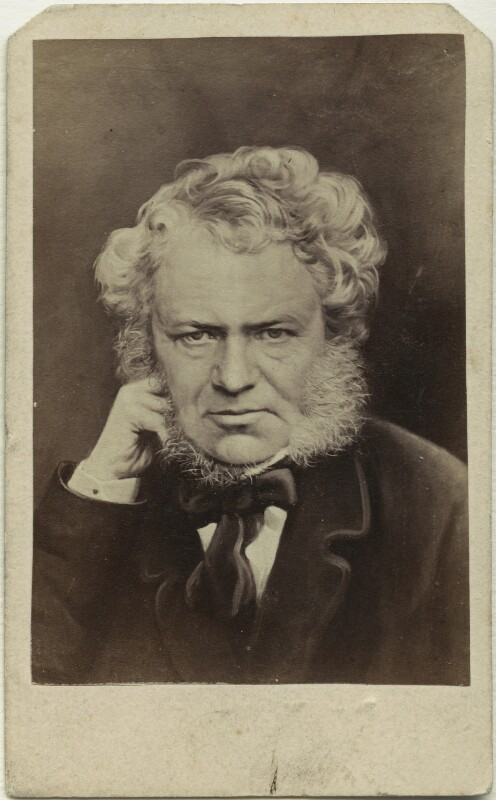 Edwin Landseer, by Unknown photographer, 1860s - NPG x12146 - © National Portrait Gallery, London