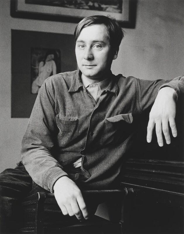 Alan Sillitoe, by John Hedgecoe, 1959 - NPG P776 - © John Hedgecoe / Topfoto