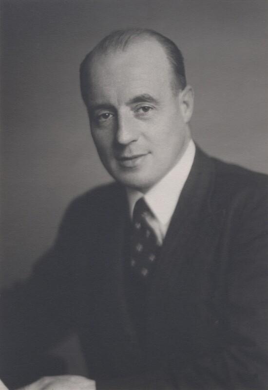 John Burns Hynd, by Walter Stoneman, September 1945 - NPG x33853 - © National Portrait Gallery, London