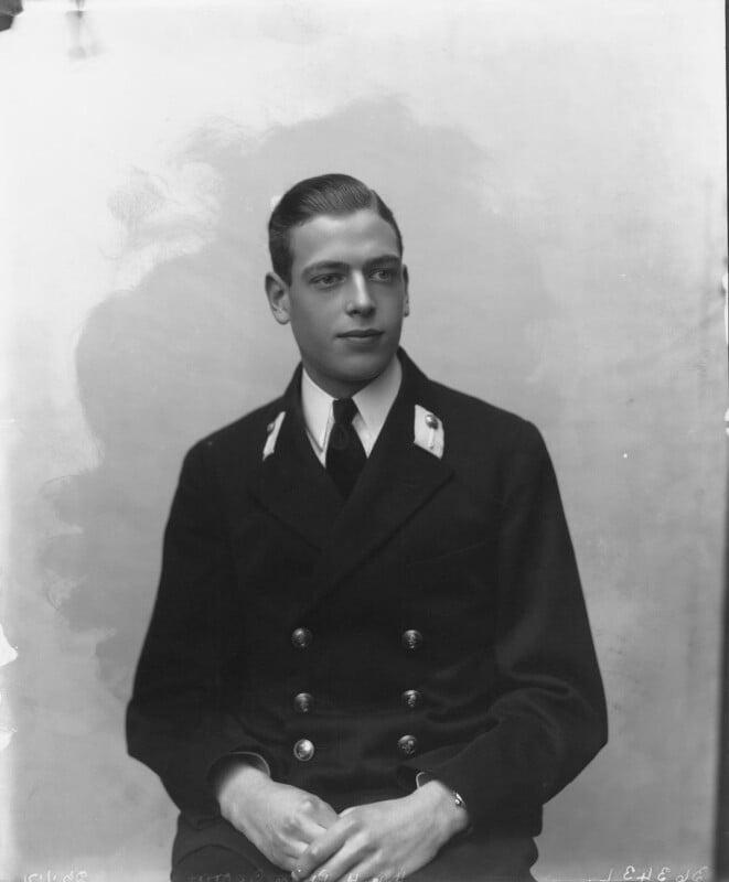 Prince George, Duke of Kent, by Vandyk, 22 January 1921 - NPG x33871 - © National Portrait Gallery, London