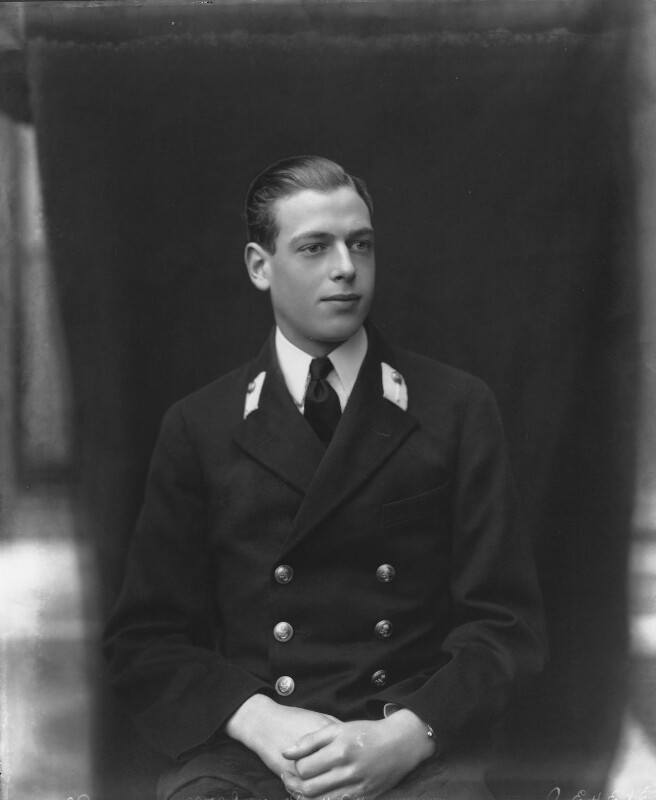 Prince George, Duke of Kent, by Vandyk, 22 January 1921 - NPG x33874 - © National Portrait Gallery, London